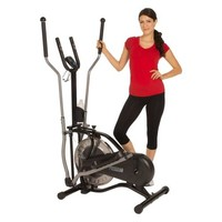 Elliptical Exercise Machine Fitness Trainer Home Gym Cardio Workout Equipment