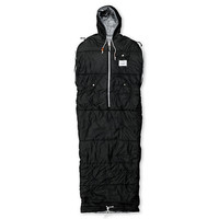 Poler: The Napsack Wearable Sleeping Bag - Black