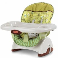 Fisher-Price Space Saver High Chair, Scatterbug