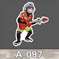 styling decor  sticker on auto laptop sticker decal motorcycle fridge skateboard doodle stickers  accessories A-097