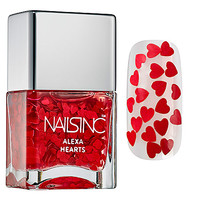NAILS INC. Alexa Hearts Polish (0.47 oz Alexa Heart)