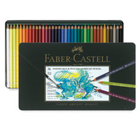 Save On Discount Faber-Castell Albrecht Durer Watercolor Pencil Set of 36 Asstd. Colors in Metal Tin & More Colored Pencil Sets at Utrecht