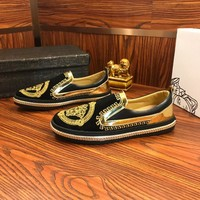 Versace Slip On Sneakers #8 - Best Online Sale