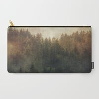 Asleep Carry-All Pouch by Tordis Kayma | Society6