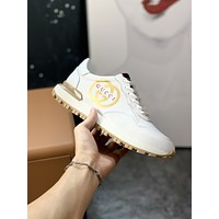Gucci2021 Men Fashion Boots fashionable Casual leather Breathable Sneakers Running Shoes09080em