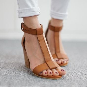 Hollow Out High Heel Shoes [11144745927]
