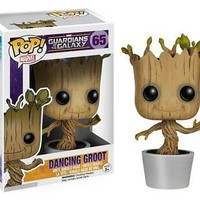 Funko Pop Marvel: Dancing Groot Vinyl Figure
