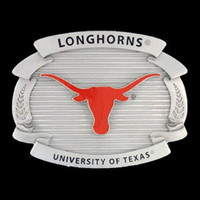 Texas Longhorns NCAA Oversized Belt Buckle