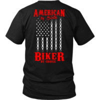 Biker By Choice! Tee