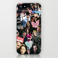 Greys Anatomy: Slexie iPhone & iPod Case by drmedusagrey