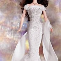 The Birthstone Collection 2003 April Diamond Barbie Doll Collector Edition