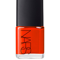 Nars Nail Polish in Hunger Mandarin Red | Beauty | Liberty.co.uk