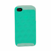 Hard Candy Cases: iPhone 4/4S Bubble Case Blue, at 28% off!