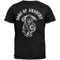 Sons of Anarchy - SOA Logo T-Shirt