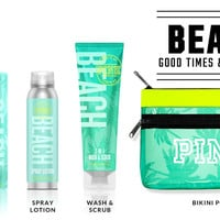 New! PINK Body Care - Victoria's Secret