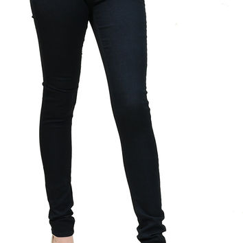 10 inch high waisted super skinny jeans by Just USA