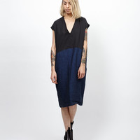 FIRST RITE Two tone Dress – Revolver