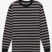 DCCKJH6 Guess David Striped Long Sleeve T-Shirt