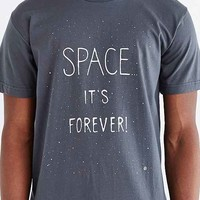 MNKR Space It's Forever Tee- Grey