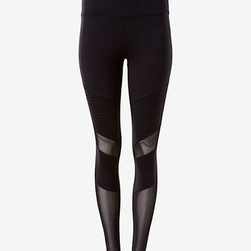 Exp Core Moto Legging From Express