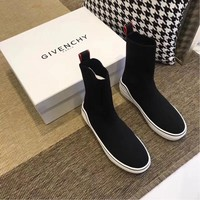 Givenchy George V Mid Sock Sneaker BH000TH01Q