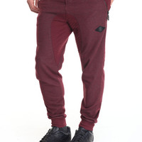 Quilted Gusset Jogger by Shades of Black