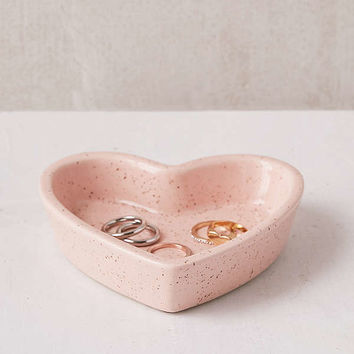 Heart Ceramic Catch-All Dish   Urban Outfitters
