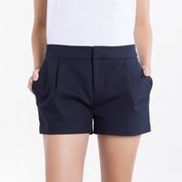 The Pleated Short
