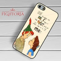 Disney Peter Pan and Wendy -SWH for iPhone 6S case, iPhone 5s case, iPhone 6 case, iPhone 4S, Samsung S6 Edge