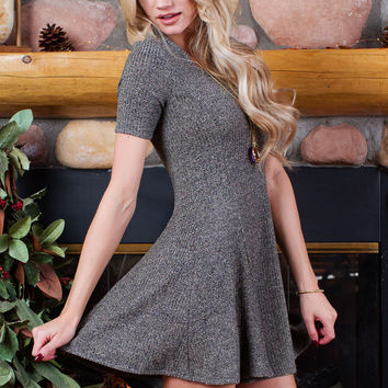 Carolina Dress - Taupe
