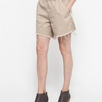 Rachel Comey / Rogue Shorts in Sand
