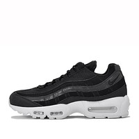AIR MAX 95 PREMIUM SE - BLACK / WHITE / TEAM ORANGE