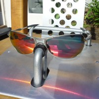 OAKLEY CROSSHAIR POLARISED Sunglasses AVIATOR plaintiff inmate