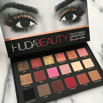 Beauty Hot Deal On Sale Make-up Hot Sale Stylish Professional Eye Shadow Matt 18-color Make-up Palette [11617132495]