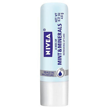 Nivea A Kiss of Mint & Minerals Refreshing Lip Care Ulta.com - Cosmetics, Fragrance, Salon and Beauty Gifts