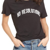 Sub_Urban Riot No Resolutions Graphic Tee   Nordstrom