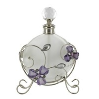 Perfume Bottle with Butterfly & Flowers | Shop Hobby Lobby