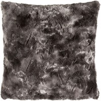 Felina Throw Pillow Black, Gray
