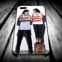 kellin quinn sleeping with sirens n Austin charlie of mice men for iPhone 4/4s/5/5s/5c/6/6 Plus Case, Samsung Galaxy S3/S4/S5/Note 3/4 Case, iPod 4/5 Case, HtC One M7 M8 and Nexus Case **