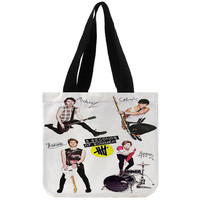 5 seconds of summer Boy Band - Totebags