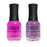 Orly - Nail Lacquer Combo - Lips Like Sugar & Magic Moment