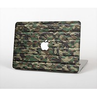 """The Vibrant Brick Camouflage Wall Skin Set for the Apple MacBook Air 11"""""""