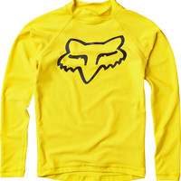 Fox Racing YOUTH LEGACY LS RASHGUARD - Youth - FoxRacing.com