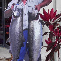 Custom Cardboard Cutouts as Party Decorations free standing with easel - 2-8 feet tall