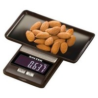 Salter 16oz Digital Diet Scale with Storage Cover