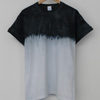 ANDCLOTHING — Night Sky Dip Dye Tee  SOLD OUT