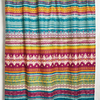 You Pattern Me So Shower Curtain