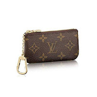 Tagre™ LV Louis Vuitton Monogram Canvas Small Coin Purse Key Pouch