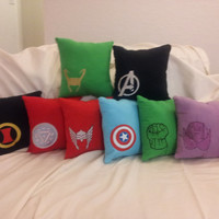 Avengers Pillow: Movie Set