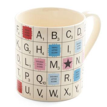 To the Letter Mug | Mod Retro Vintage Kitchen | ModCloth.com